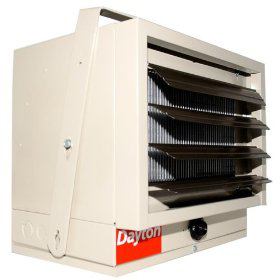 Feel good with electric garage heaters for Infrared garage heaters